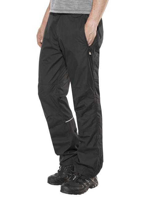 Maier Sports Raindrop lange broek Heren zwart